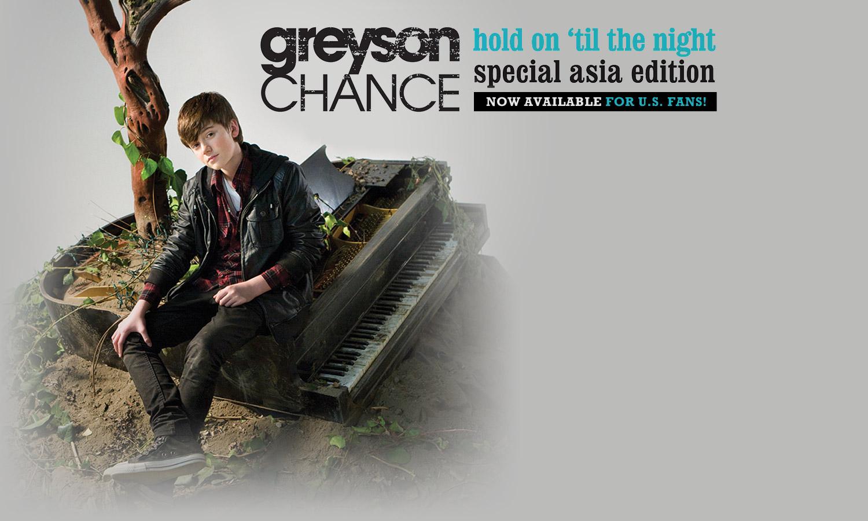 Greyson Chance 桌面背景大图分享