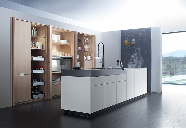 Aero Glass: una cocina íntegramente verde